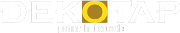 Dekotap partner in decoratie Logo
